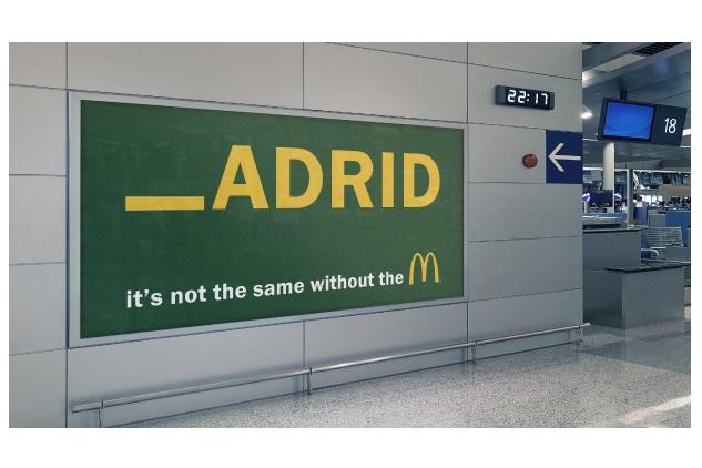 La familia de marcas protege la marca de McDonald's